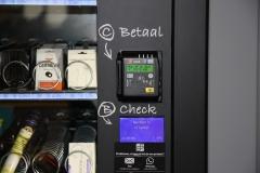 Producten in Automaat