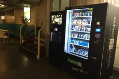 (non) Food automaat ROC Amsterdam