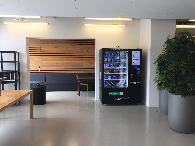Non-food automaten vs Post NL