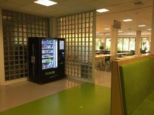 non-food automaat HVA NTH