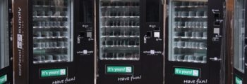 18 automaten zijn binnen